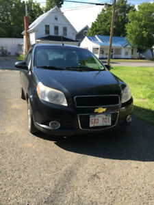 2009 Chevrolet Aveo LT Hatchback Automatic (Woodsotck, NB)