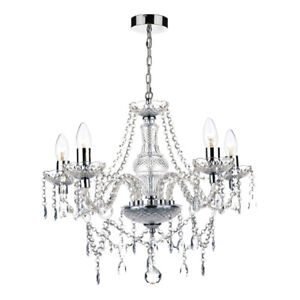 Five light Chandelier for sale good condition