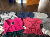 Girls 5-6/6-7 clothing bundle