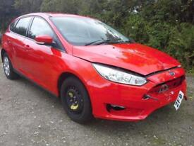 2017 Ford Focus 1.0T (100ps) EcoBoost Style DAMAGED SPARES OR REPAIR SALVAGE