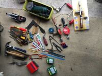 Garage sale of tools sun 13 aug 1pm -3pm in Cam