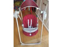 Chicco Polly Up Swing