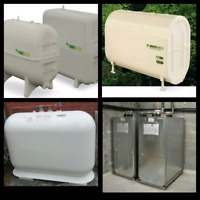 Professional oil tank installations