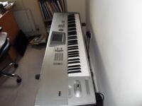 KORG TRINITY v3 PRO 76 note synthesizer
