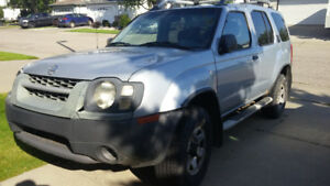 2002 Nissan Xterra Yes SUV, Crossover