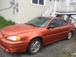 2004 PONTIAC GRAND AM GT 1