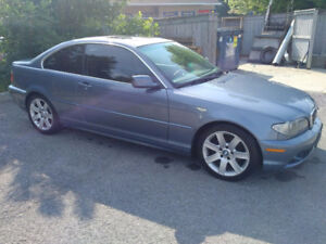 2004 BMW 3-Series Coupe 325ci