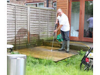 Jet Washing Service available 7 days a week in Manchester! Book Now!