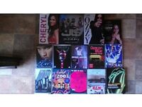 Collection Of Music CD's, DVDs, and Books - 39 Off