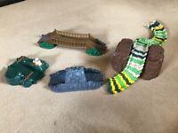 ELC dinosaur track