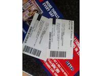 Legoland Windsor 4th sept 2x tickets