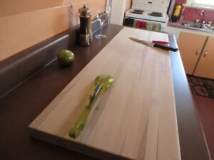 HUGE version CHEF's cutting serving Board