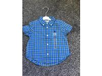 Ralph Lauren Short Sleeved Shirt
