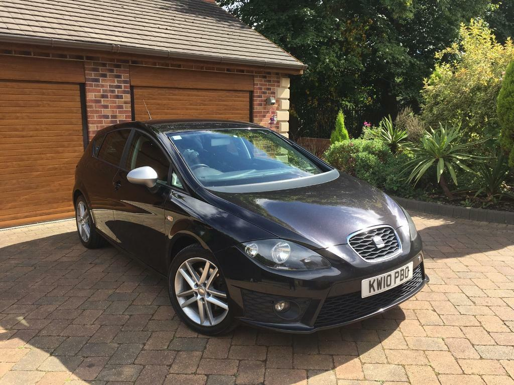 facelift 2010 seat leon fr 2 0 tdi 170bhp manual black in wickersley south yorkshire gumtree. Black Bedroom Furniture Sets. Home Design Ideas