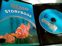Audio book - Finding Nemo - Book and CD £0.50p