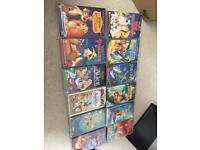 DISNEY CLASSIC VCR TAPES