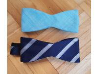 2 x New Penguin By Munsingwear Mens Bow Tie - Bowties Suit Smart