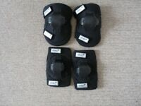 Adult knee and elbow protection