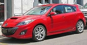 Mazdaspeed 3 looking for upgrades