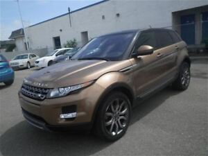 2014 Land Rover Range Rover Evoque Pure   NAV Leather   Heated S