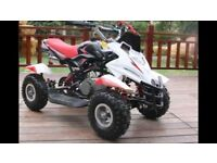 Quads and moterbikes All brand new ask for any info