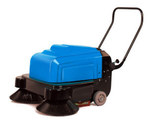 "Floor Sweeper 40""inch  (Automatic Walk Behind)"