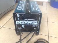 Silverline 250 amp arc welder for sale