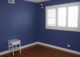 Painters decorators London, 15 years experience , high quality work, resonable prices.