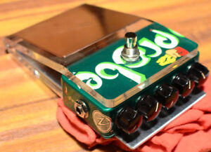 Z. Vex Fuzz Factory Probe Pedal for Guitar Muse