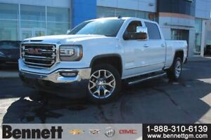 2016 GMC Sierra 1500 SLT - Rare 6.2V8 with heated + Cooled Seats