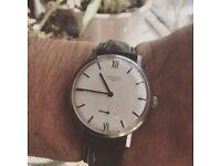 Large Vintage Oversized Longines mens watch