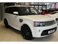 2011 61 LAND ROVER RANGE ROVER SPORT 5.0 V8 AUTOBIOGRAPHY SPORT 5D AUTO 510 BHP