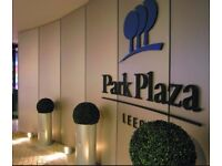 Park Plaza Leeds - Assistant Financial Controller