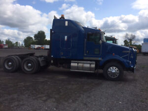 2010 kenworth t800, Wet-kit