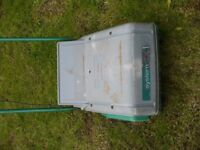 ELECTRIC LAWNMOWER SYSTEM 250