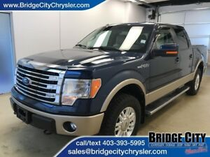 2013 Ford F-150 Lariat- 6.2L, Leather, Heated Seats, NAV!