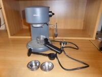 (reserved)Krupps Vivo Espresso Coffee machine