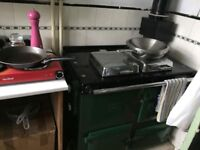 old electric stove