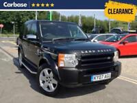 2007 LAND ROVER DISCOVERY 2.7 Td V6 GS 5dr Auto SUV 7 Seats