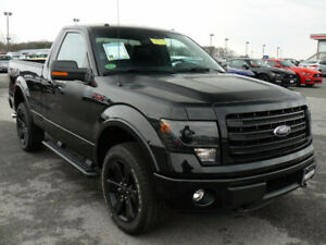Looking for 2014 Ford F-150 FX4 Tremor