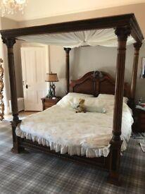 Antique Master Bedroom Furniture