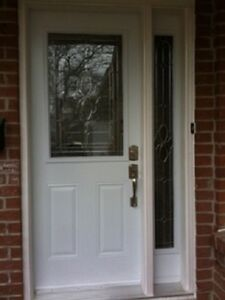 Front Entry Door and SideLight 9