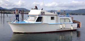 36' Monk design Cruiser