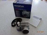 Olympus C730 Ultra Zoom Camera