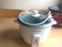 Rice cooker for 1-5 people