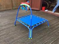 Child's trampoline