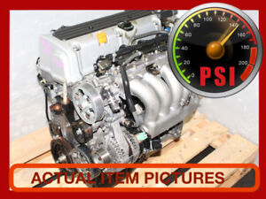 JDM HONDA ACCORD K24A 2.4L IVTEC ENGINE 2003 2006