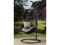 HANGING EGG CHAIR by PAGODA
