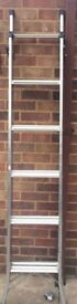 Youngman 3 way combination ladder in excellent condition!
