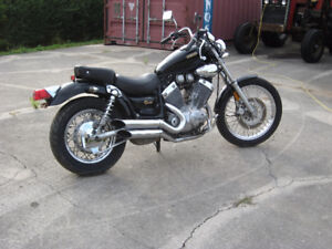 1993 yamaha xv-535 virago fixer or parts bike